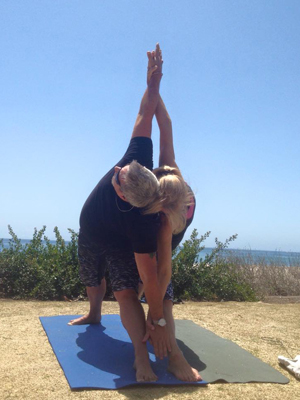 private classes  yoga with mike lewis